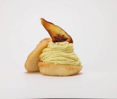 YADOバーガー お芋のモンブラン